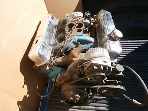 Cal 1973 Pontiac 400 Engine Block Heads Firebird Gto Trans Am Formula Grand Prix