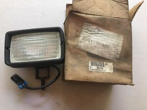 Genuine New Old Stock John Deere Work Light Lamp Re61165 19991025dy2