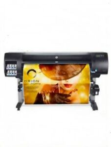 Hp Z6800 Printer Plotter Graphic Poster Photography Self Adhesive Fabric Z6100