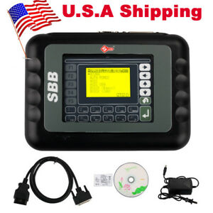 Usa Ship S bb Auto Progarmmer V33 03 Immobilizer Progarmmer Support Multi brands