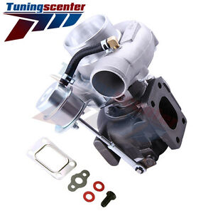 Tct Gt28 0 6 64 A r Turbo Charger 350hp Upgrade For Nissan 240sx Ca18