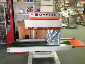 Usa Stocked Automatic Vertical Continuous Giant Bag Sealing Machine 110v