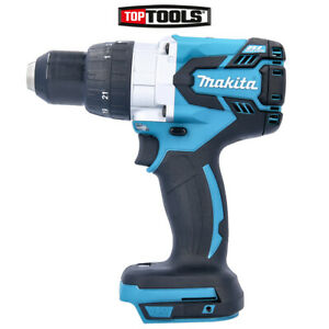 Makita Dhp481z 18v Lxt Li ion Cordless Brushless Combi Hammer Drill Body Only
