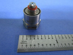 Columbia Research Model 5012 Piezoelectric Accelerometer Calibration Vibration