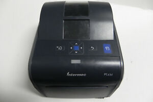 Intermec Pc43d Monochrom Thermal Barcode Label Printer With Ethernet Port
