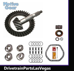 Ford Dana 44 Ring Pinion Gear Set 3 54 Ratio Reverse For Ford Front W Master Kit