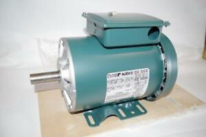 Reliance Electric 1hp Ac Motor P14h1300g 230 460vac 60hz 1725rpm Fr Fc143t