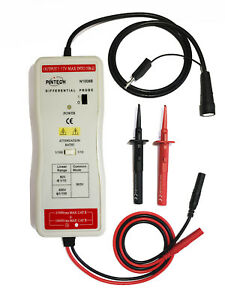 N1030b 3000vp p 100mhz oscilloscope Active Differential Probe With 1 Accuracy