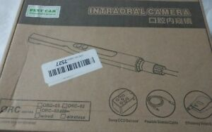 Best Cam Intraoral Camera usb Pc Vga Tv Digital Dental Oral Imaging Software Cd