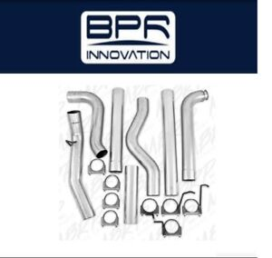 Mbrp 5 Down Pipe Back Single Side Exit 01 07 Performance W O Muffler S6020plm