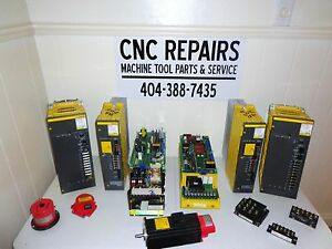 Reconditioned Fanuc Serial Bus Interface Board A20b 2002 0210