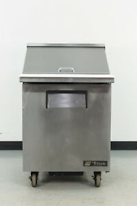 Used True Tssu 27 12m c 27 1 Door Sandwich Prep Table