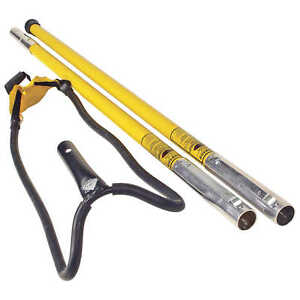 Jameson Throw Line Launcher Kit Two 4 Poles And Big Shot Head