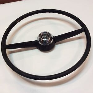 1954 Ford Mainline Steering Wheel Horn Button