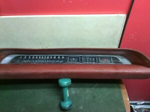 1964 Chevrolet Impala Speedometer Cluster And Dash Bezel Needs Cleaned Used Oem