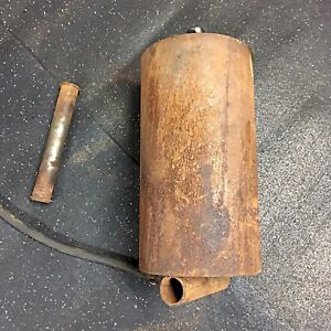 Coats Center Post Tire Changer 7 Air Cylinder 8107242 W Lower