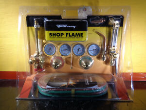 Forney Industries Model 1705 Oxy acetylene Weld torch Kit new