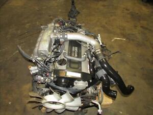 Jdm 93 98 Nissan Skyline R33 Gts T 2 5l S2 Rb25det Engine 5 Speed Manual Trans