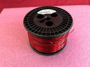 Magnet Copper Wire 14awg Snsr 10 Pound Spool Magnetic Coil Winding