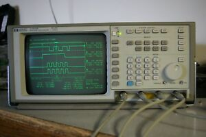 Hp Agilent 54512b 300 Mhz 1 Gsa s 4 Channel Digital Oscilloscope Dso W Probe