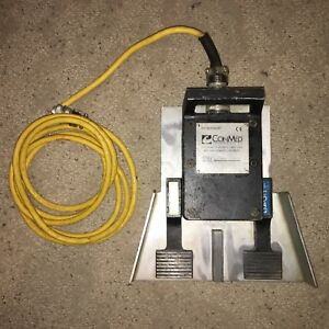 Conmed Electrosurgical Monopolar Footswitch Foot Pedal 60 5104 001