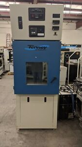 Tenney Lunaire T5s5 Thermal Environmental Chamber 40 To 177c 5 Cubic Foot