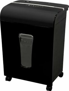 Fm120p 12 sheet High Security Micro cut Paper cd credit Card Shredder With 68999