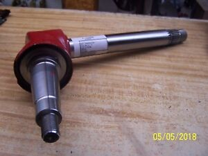 Ih farmall Tractor Spindle Hydro 100 186 Hydro 70 86 1026 1066 71785hd