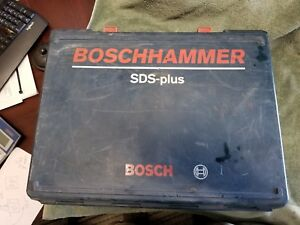 Bosch Boschhammer 11236vs Sds Plus