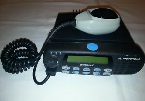 Motorola Cdm 1550 ls Pre owned And Two Way Radio