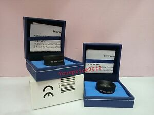 Double Aspheric Lens 90 D Ophthalmology Lab Life Science Optometry Set Of 2