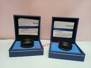 High Quality 90 D Double Aspheric Lens Ophthalmology Lab Life Science Set Of 2