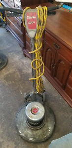 Clarke Cfp2000 Floor Polisher Electric 20 Inch 1 1 2 Hp 175rpm