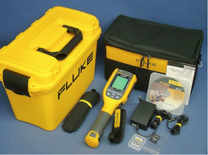 Fluke Ti110 Ti series Ir Fusion Thermal Imager Handy Thermography