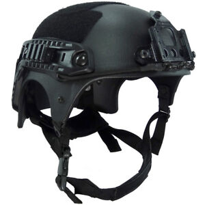 US Navy Combat Seals Soldier IBH Helmet Reproduction for Airsoft Collection