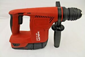 Hilti Te 4 a22 22v Cordless Rotary Hammer Drill With Battery And Charger