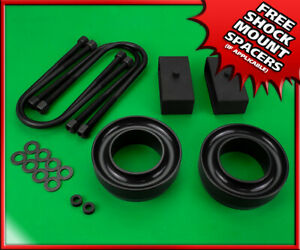 3 Front 2 Rear Level Lift Kit For 2002 2008 Dodge Ram 1500 2wd W 3 5 Axle