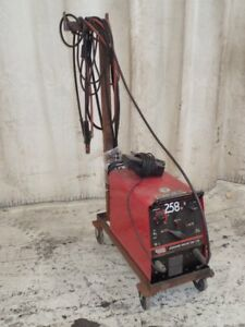 Lincoln Electric Square Wave Tig 175 Portable Welder 27v 175a 04181320037