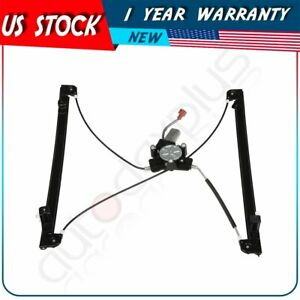 New Power Window Regulator Fits Chrysler Town Country Front Left With Motor