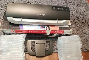 Swingline Fusion 3000l 12 Laminator 5 Mil Max Document Thickness Tested