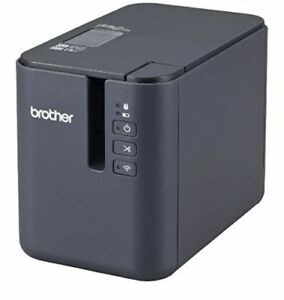 New Brother Pt p950nw Label Printer