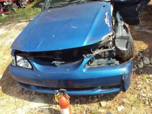Automatic Transmission 6 Cylinder Id Pke ac Fits 98 Mustang 339929