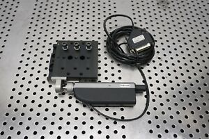 Newport Lta hs High Speed Motorized Linear Stage Actuator