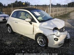 Engine Gasoline 1 4l Vin R 8th Digit Engine Id Eac Fits 12 14 Fiat 500 595486