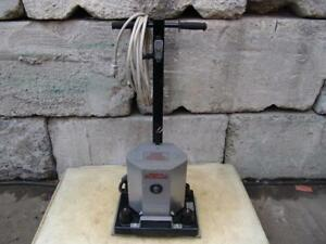 Essex Silverline 1218r Square Orbital Floor Sander Very Late Model Works Great 2