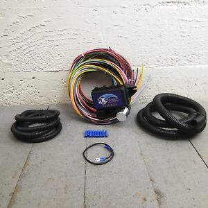 Wire Harness Fuse Block Upgrade Kit For 1954 Studebaker Rat Rod Hot Rod Review