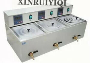 Threehole Electric Constant Temperature Sink Water Bath 900w 220v
