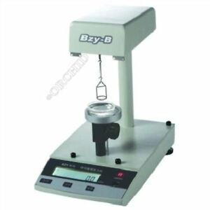Automatic Surface Interfacial Tensiometer Platinum Ring Bzy b Bzy 102 Tension Rx