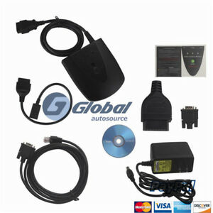 Ga V3 101 015 Newest Vesion Hds Him Diagnostic Tool Fit Honda With Double Board