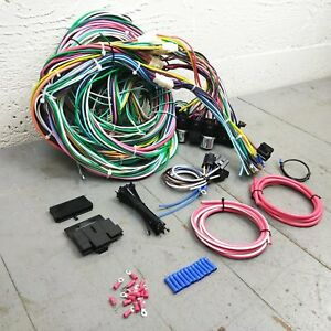 1933 Buick 50 Wire Harness Upgrade Kit Fits Painless Terminal Circuit Fuse New